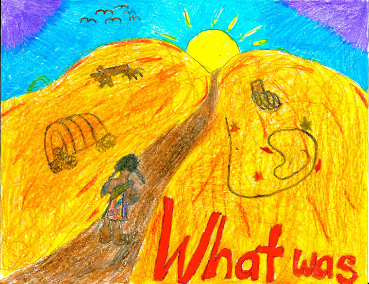 Fourth graders take on the trail of tears the indian removal act