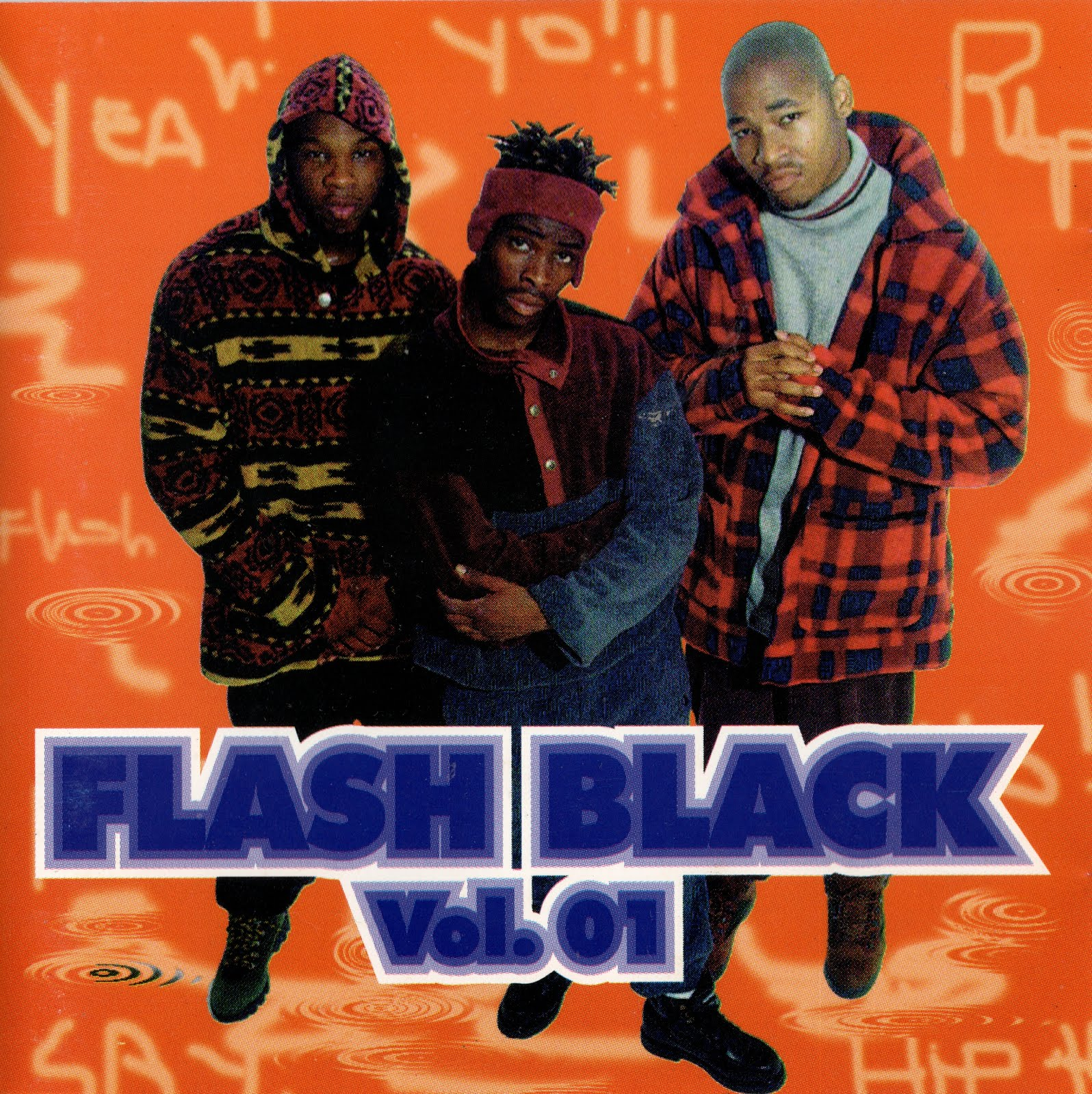 FLASH BLACK VOL.1