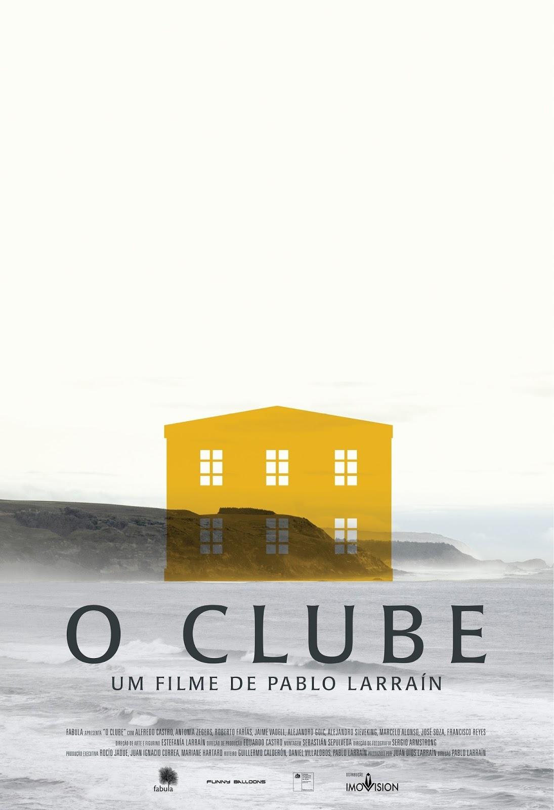 O Clube – Legendado (2015)