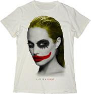 T-SHIRT ANGELINA JOLIE PE 2012 MY T-SHIRT-LIFE IS A CIRCUS