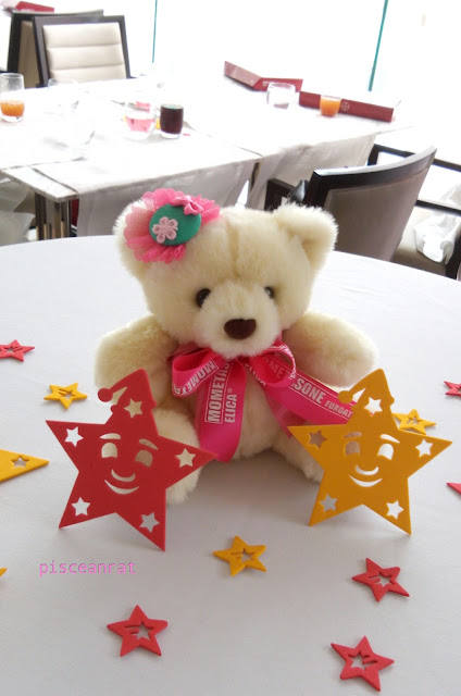 elica teddy bear, sweet dreams elica, elica bayer,