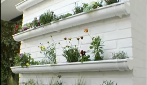 Quiroz h bitat y arquitectura jardineras verticales u - Huerto vertical leroy merlin ...