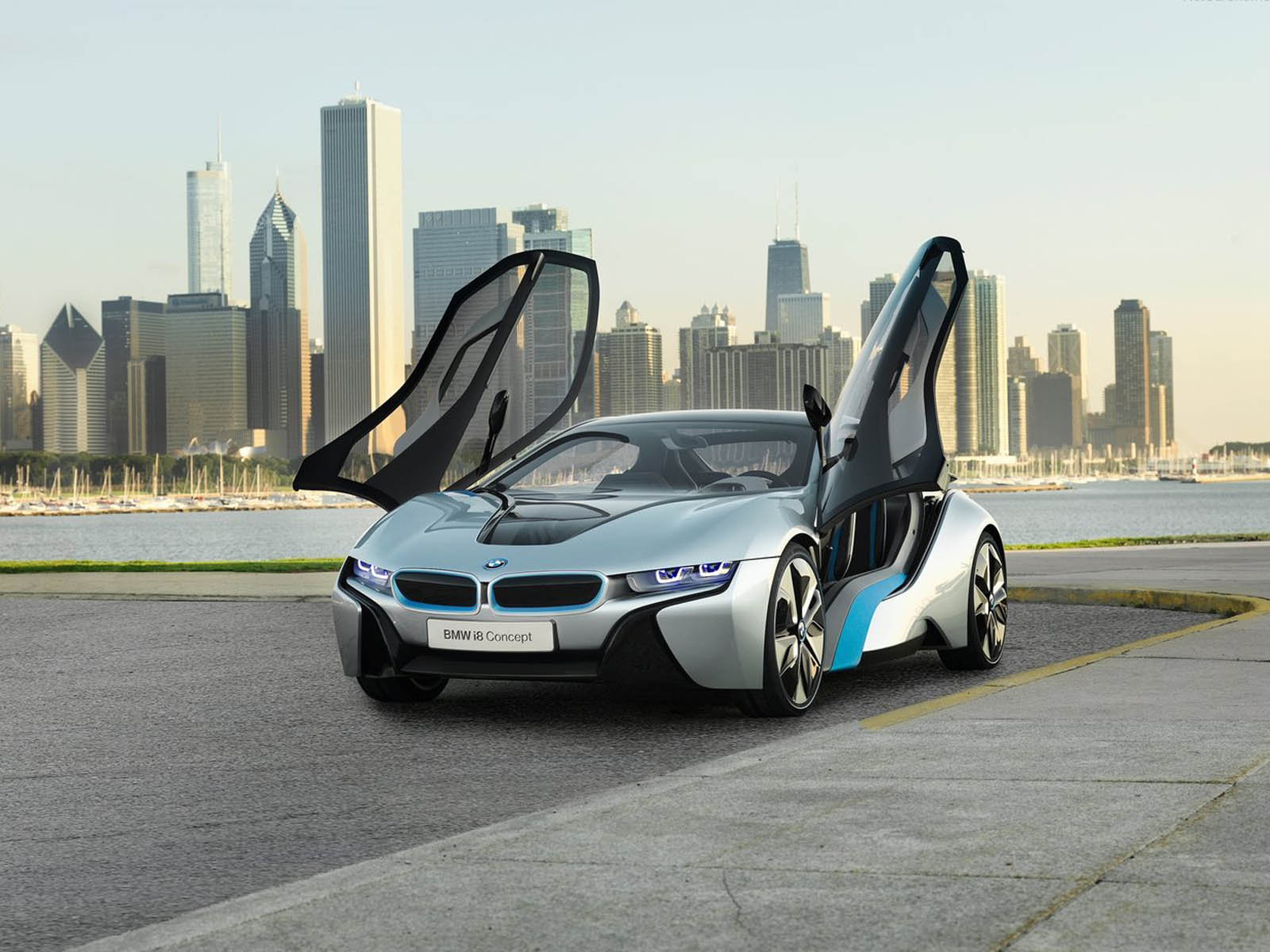 BMW i8 Concept Wallpaper ~ Gallery Car HD Wallpapers