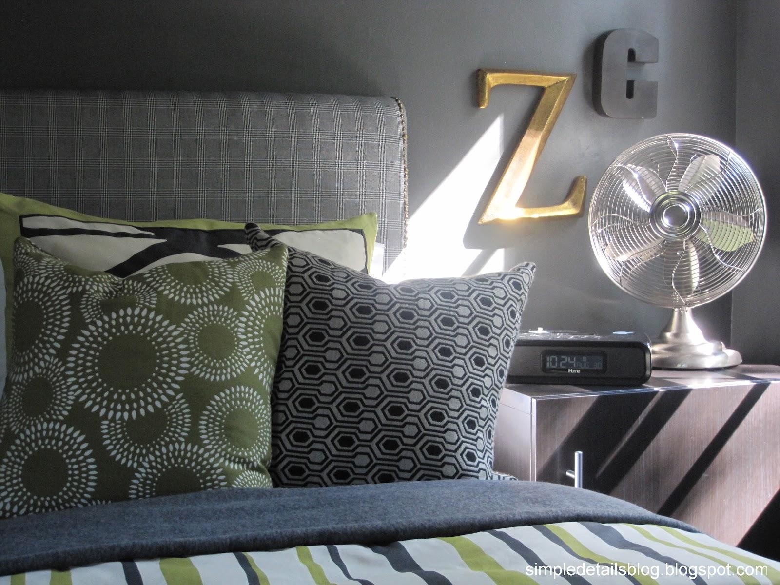 simple bedroom for teenage boys. Simple Details: Teen Boy\u0027s Bedroom. Bedroom For Teenage Boys