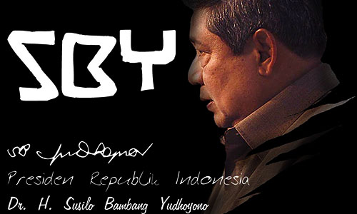 Foto SBY : Wallpaper