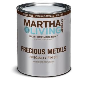 Martha Stewart Paint Precious Metals