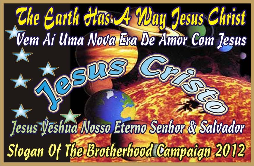 Uma Nova Era De Amor Com Jesus Cristo