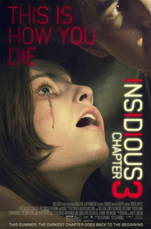 Insidious: Chapter 3: Official Theatrical Release Poster
