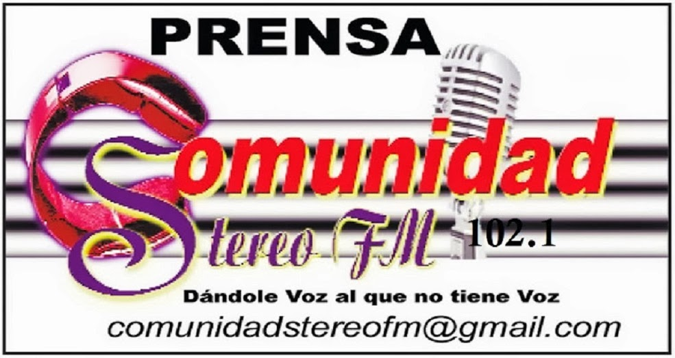 COMUNIDAD ESTEREO 102.1  FM