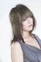 Layered Hairstyles 2012