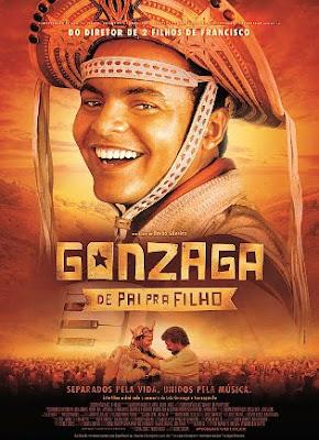 Filme Poster Gonzaga, de Pai para Filho TS XviD & RMVB Nacional
