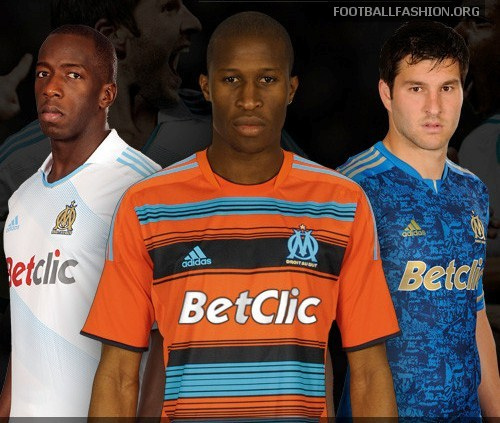 Marseille's threads for next season.