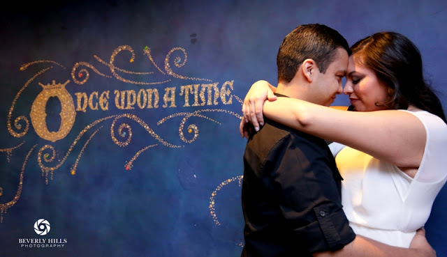 Disneyland Engagement Photos - Mari and Erick