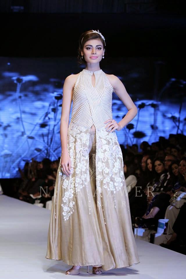 Nida Azwer short summer dresses
