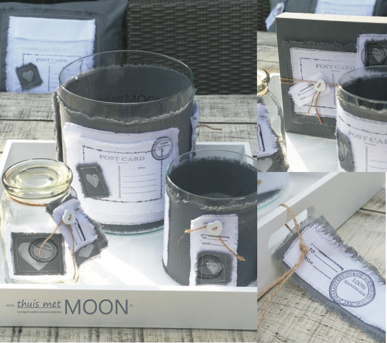 thuis met Moon  DIENBLAD STYLING met tips voor leuke presenaties op tafel