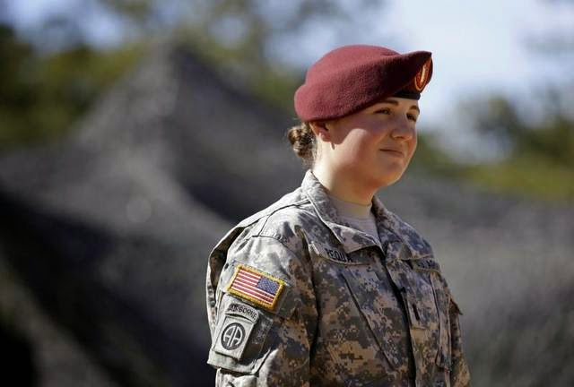 Military News - First women move to Army platoon artillery jobs