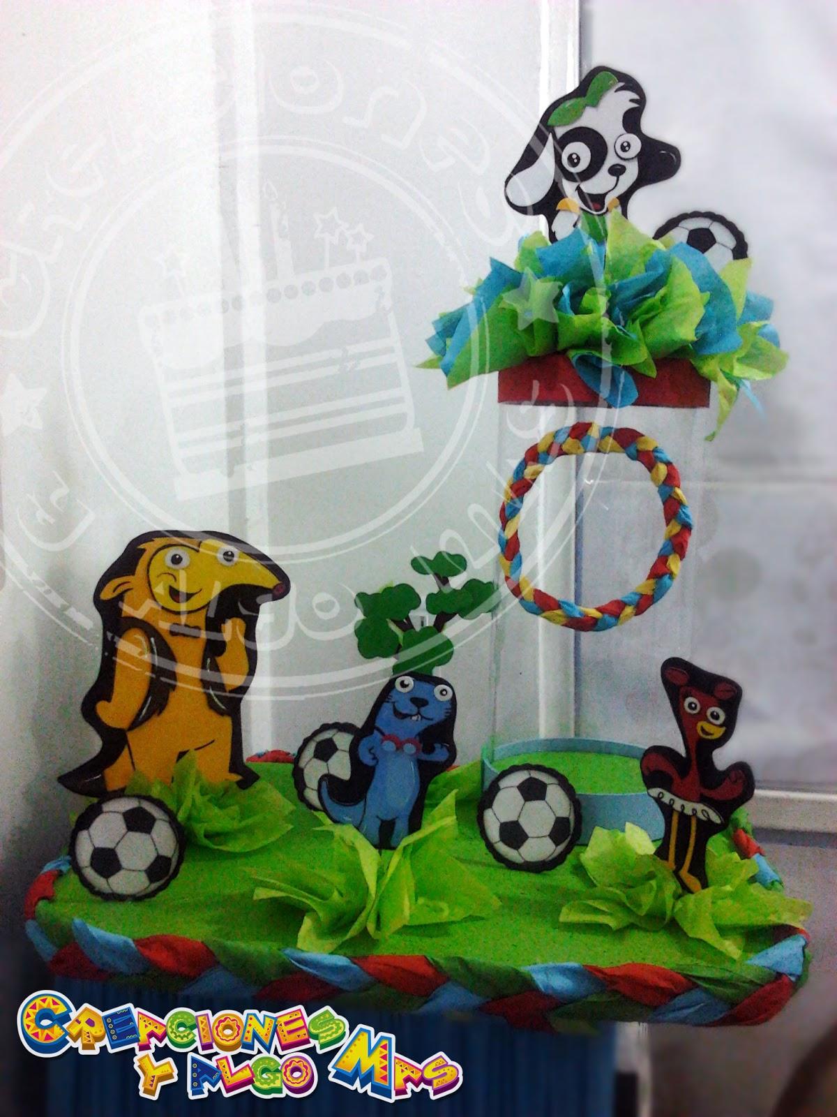 Creaciones y Algo Mas: FIESTA MOTIVO DOKI - PARTY DOKI
