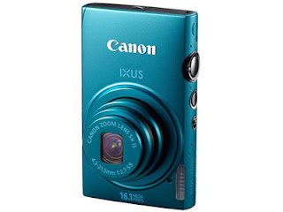 spesifikasi canon ixus 125 hs
