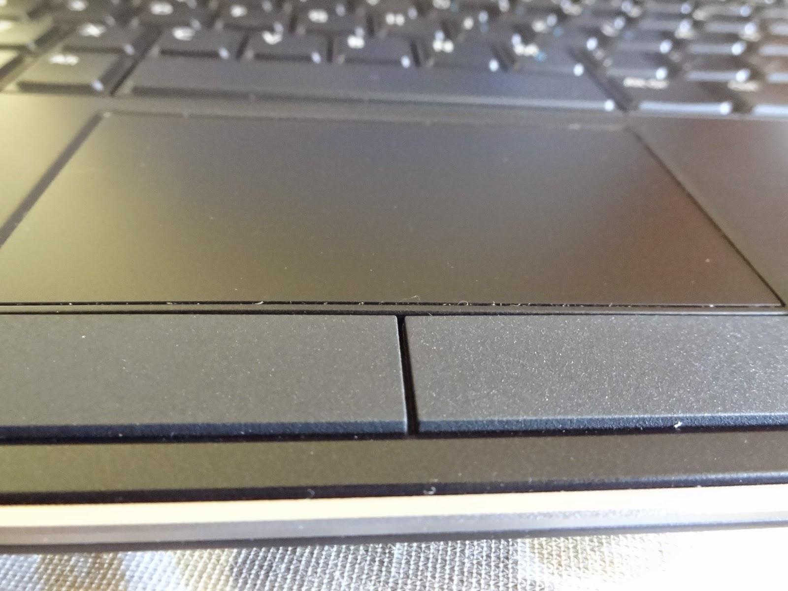 E7240 touchpad keys
