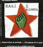 Fallece el dirigente marxista-leninista Txomin Ziluaga. HASIko+II.+biltzarrea