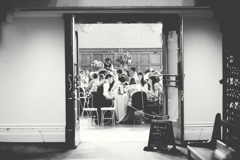 northcote town hall wedding