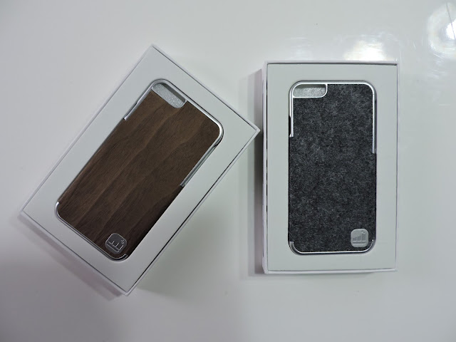 cover per cellulare in legno