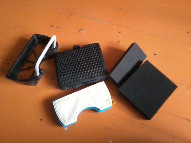 Фильтры для пылесоса Samsung SC4740