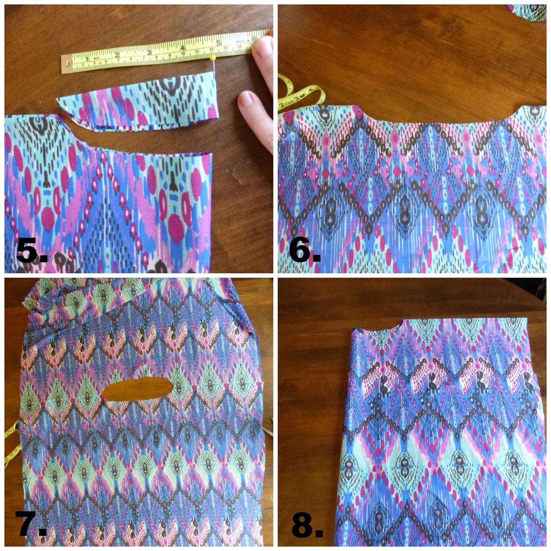 kimono cardigan sewing tutorial