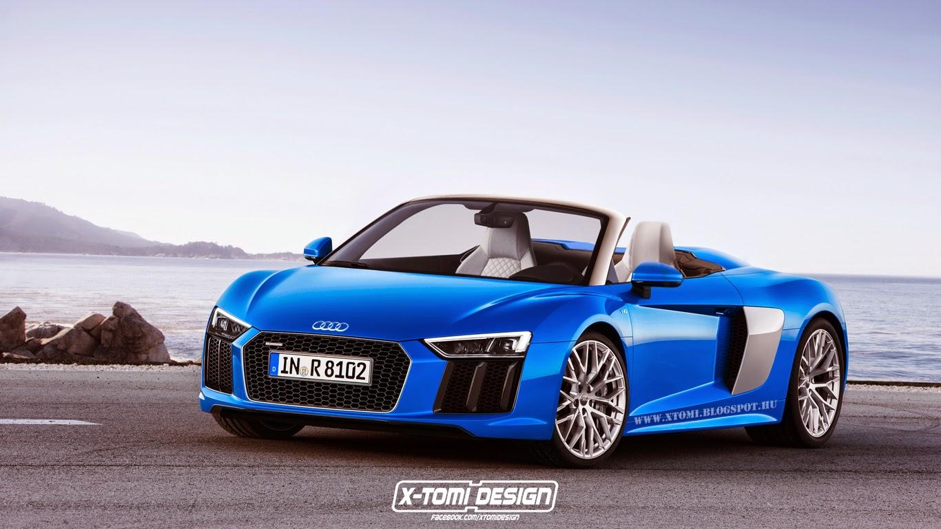 X Tomi Design Audi R8 Spyder