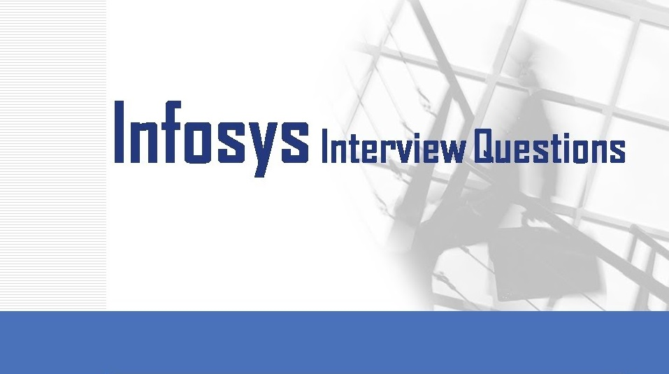 how to prepare for infosys interview