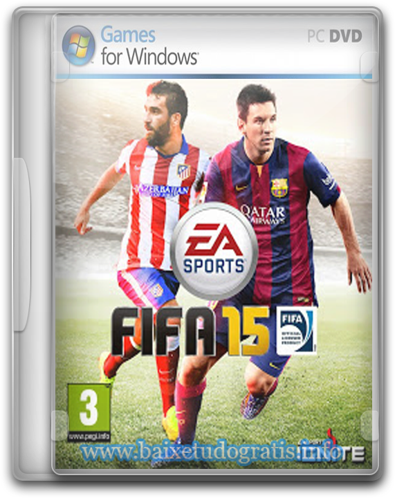 Download – FIFA 15 – PC (2014)