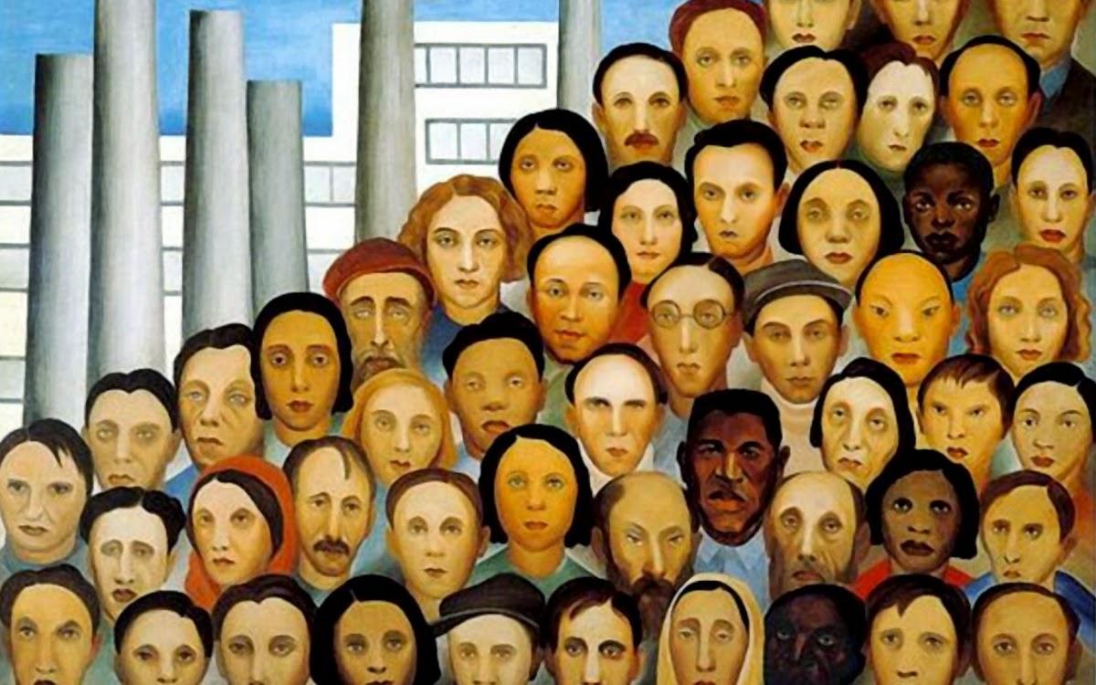 Classes Sociais - Um Asno