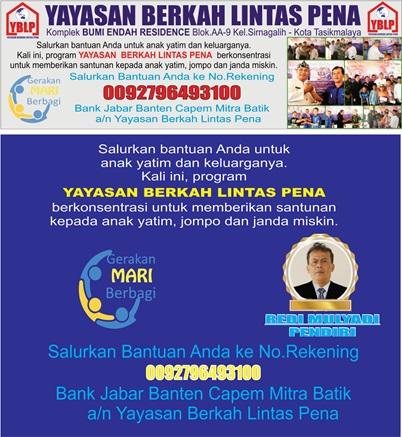 Yayasan Berkah Lintas Pena