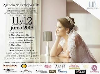 agencia festejos bodas caracas venezuela novias elite