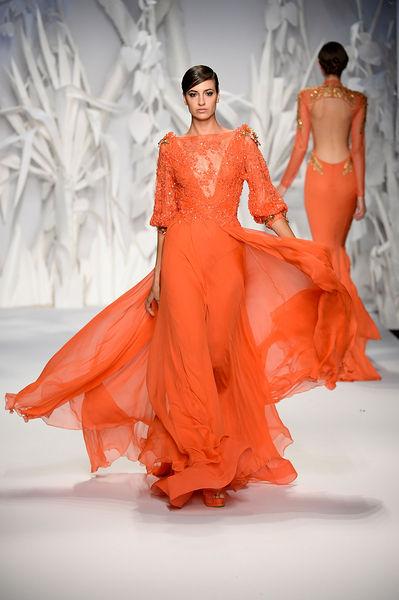 turuncu gece kıyafetleri