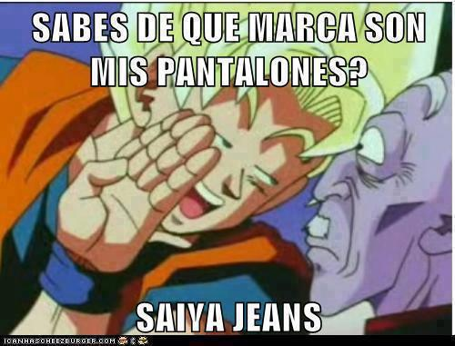 Imagenes Chistosas de Dragon Ball Z (Mi post Numero 50)