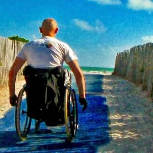 Florida Rollstuhl Urlaub