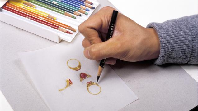 Jewelry Design college basic subjects