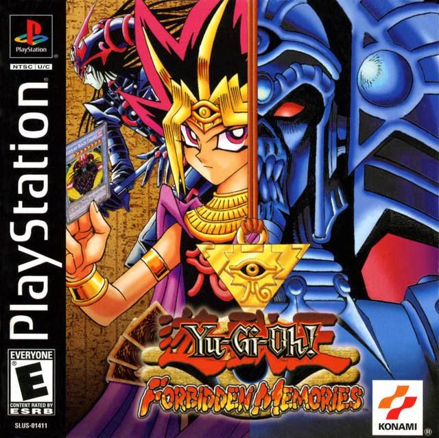 Game Yu-Gi-Oh! Forbidden Memories