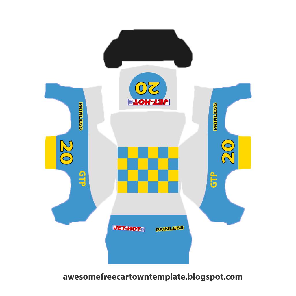 Car Town – Camaro Graphics | OFFICIAL: Scion Evolution - Ecro!