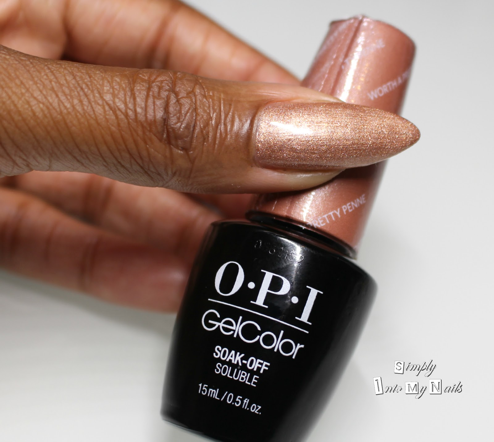 Rose Gold Nail Polish Opi Gel | Hession Hairdressing
