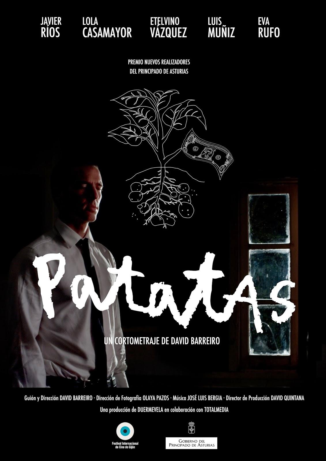 Cartel de Patatas