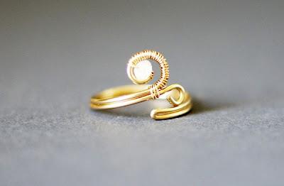 Sáng tạo chiếc nhẫn tặng bạn gái