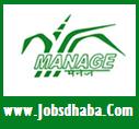 National Institute of Agricultural Extension Management, MANAGE Recruitment, Sarkari Naukri