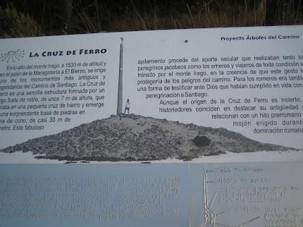 Cruz de Ferro (uitleg)