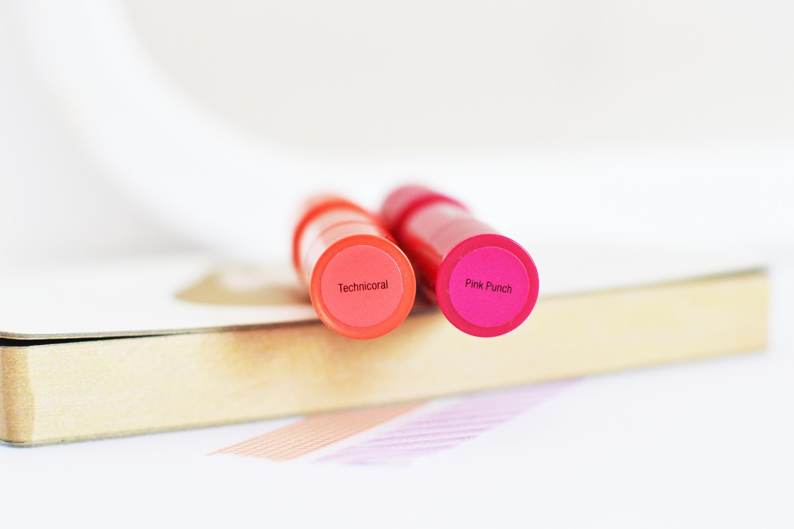 soap and glory mini gloss sticks