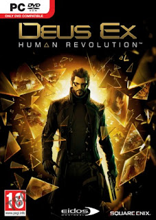 Deus Ex Human Revolution PREBUILD READNFO-P2P