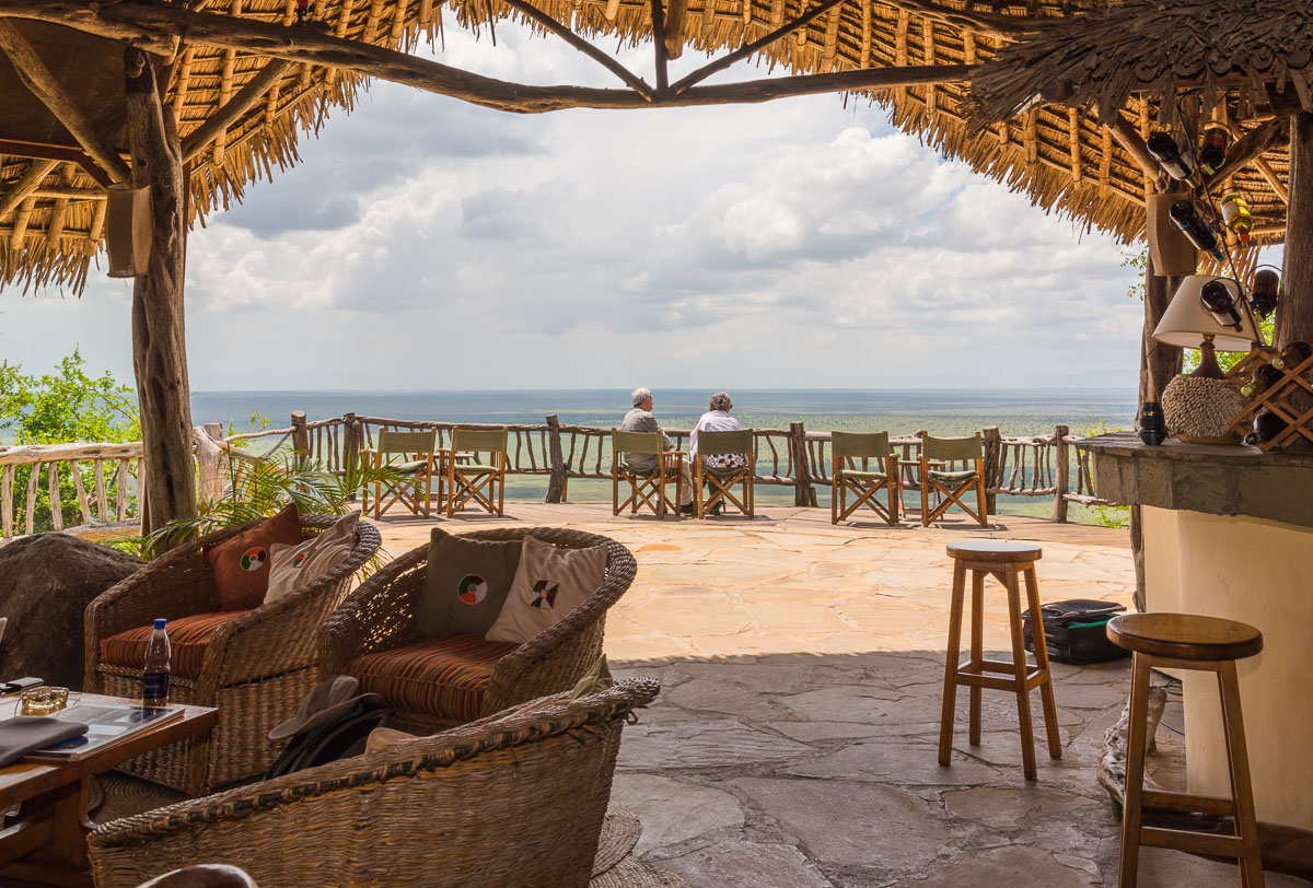 Lions Bluff Lodge, Kenya