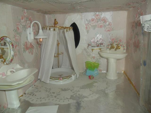 ... Selber Bauen Holz : im Kinderzimmer: 4) Puppenhaus-Möbel selber