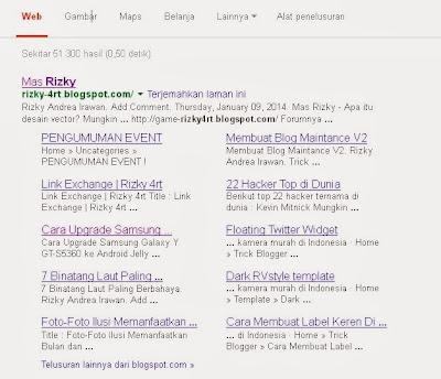Special site link mas rizky